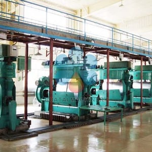 Coconut Oil Extraction Mill