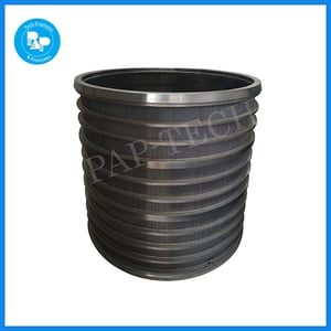 Paper Mill Slotted Basket