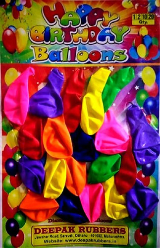 Small Party Decoration Balloons