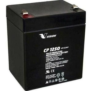 12 Volts Rechargeable Lead Acid Battery