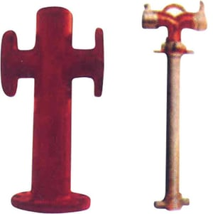 Fire Hydrant Stand Post