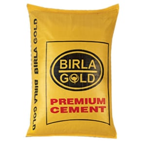 Residential and Commercial Birla Gold Water Proof Premium Cement