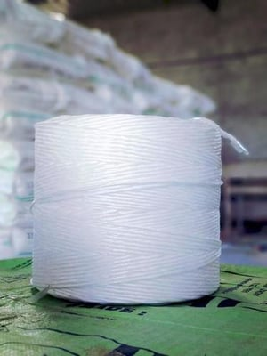 High Strength White Color PP Twine