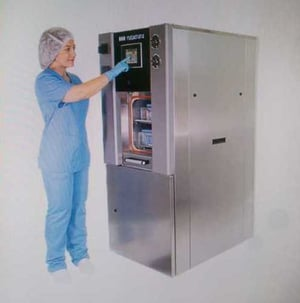 High Tensile Electric Stainless Steel Steam Sterilizers