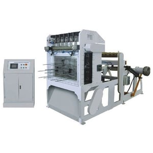 NBL 007 Paper Cup Printing And Punching Machine