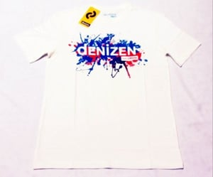 Sublimation Printed White Half Sleeve Cotton T-Shirts