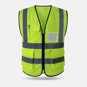 Easy to Use High Visibility Jackets
