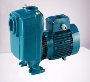 Cast Iron Closed Coupled Electric Centrifugal Three Phase Motor Self Priming Mud Pump