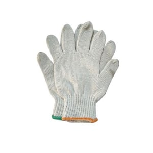 Cold Resistant Knitted Cotton Safety Gloves