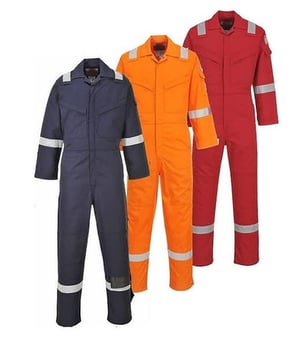 Industrial Worker Coverall Uniform