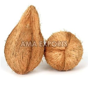 Organic Healthy and Natural Brown Coconut