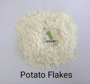 White Color Dehydrated Potato Flakes