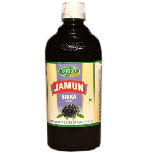 Herbal Jamun Sirka Syzygium Cumini Juice