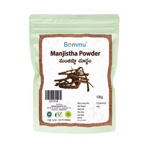 Herbal Blood Purifier Manjistha Dry Powder