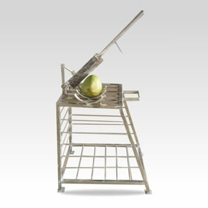 Tender Coconut Cutting and Punching Machine SS