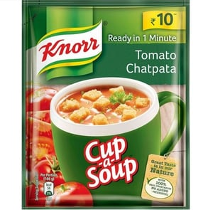 Instant Tomato Chatpata Knorr Soup 12 Gm