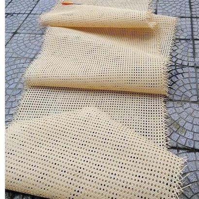 Natural Rattan Webbing Roll, Mesh Rattan Cane Webbing With High Quality Application: For Furniture