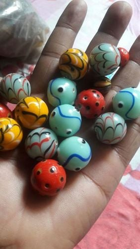 Fancy Glass Beads for Making Jewelry