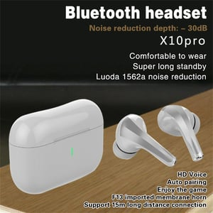 Active Noise Reduction Airoha 1562A Bluetooth Earphone Wireless Headsets