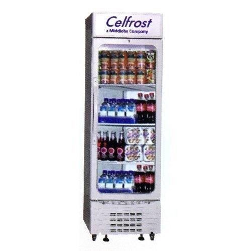 Fkg-120 Celfrost 1 Door Beverage Visi Coolers