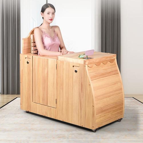 Portable Sauna Barrel for One Person