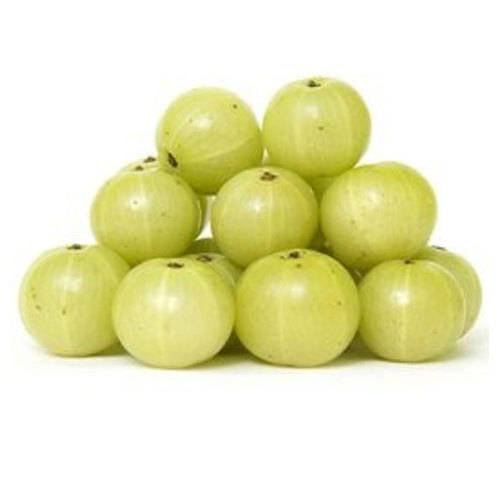 Sour Taste Natural and Healthy Fresh Green Gooseberry