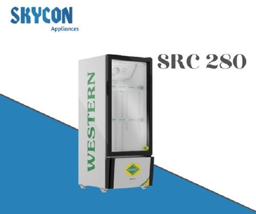 Src280 Single Door Western Visi Cooler