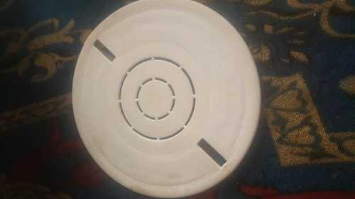 Round Shape White Plastic Fan Sheet
