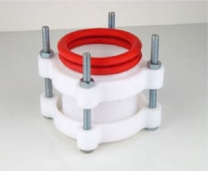 1 Inch Structure Pipe Pvc Unbreakable D Joint