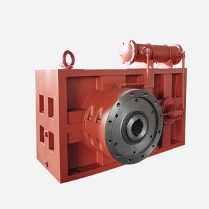 Extruder Gearboxes Zlyj315 Single Screw Gearbox