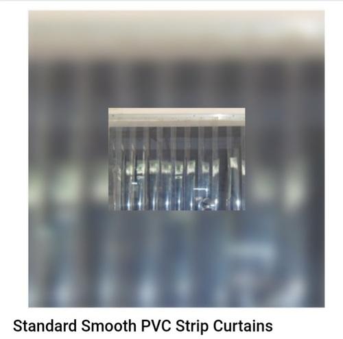 Standard Smooth PVC Strip Curtains