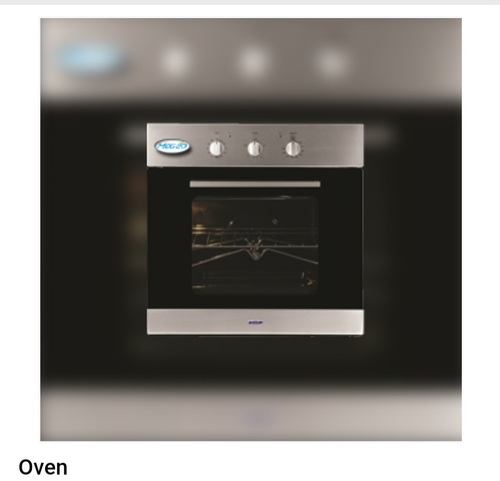 62 Ltr. Stainless Steel Oven for Kitchen