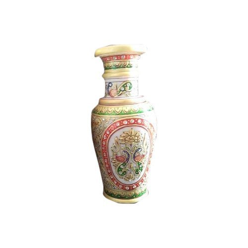 Marble Flower Pot For Decoration