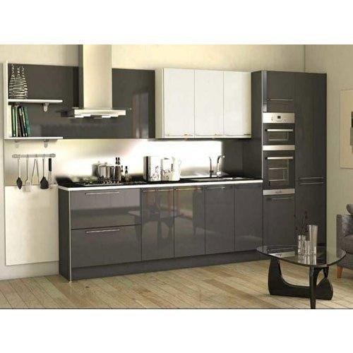 2.5 Feet Designer Wooden Kitchen Cupboard