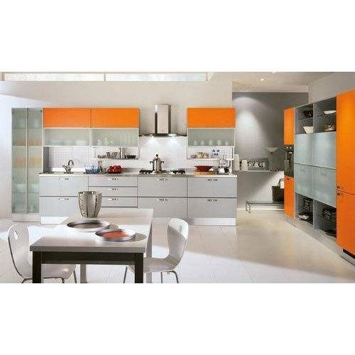 2 Feet Designer Wooden Kitchen Cupboard