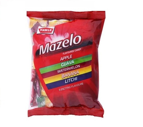 Parle Mazelo Flavoured Candy 277g Pack
