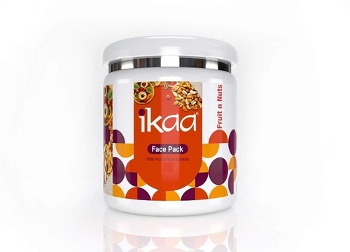 Ikaa Fruits N Nuts Face Pack 250g