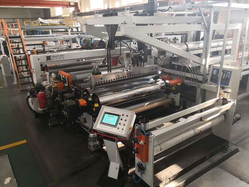 TPU Paint Protection Film Extrusion Line