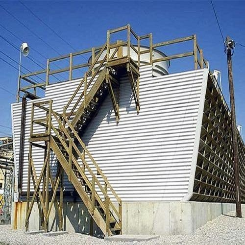 Automatic Wooden Cooling Tower