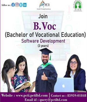 Bachelor of Vocational Courses