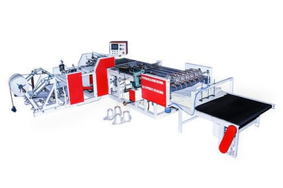 Fully Automatic Hdep Woven Bag Machine