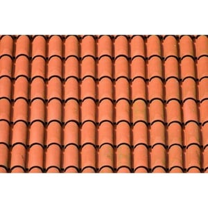 Heavy Weight Clay Roof Tiles