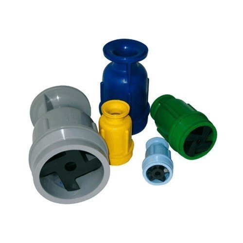 Round Shape Coated Cooling Tower Nozzles