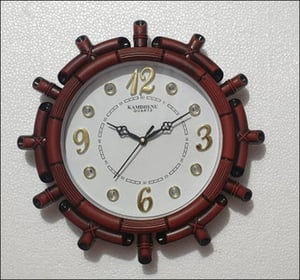 Wall Mounted Plastic Promotional Wall Clock