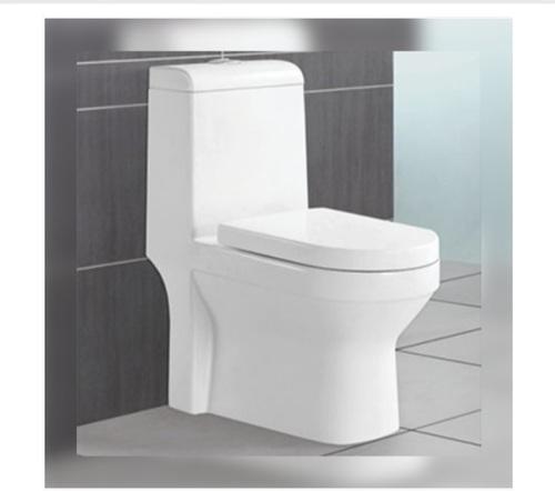 Glossy Finish Polished Toilet Seat