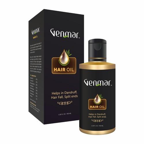 Hair Oil For Helps In Dandruff, Hair Fall, Split Ends