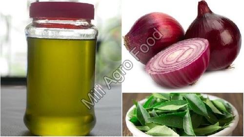 Onion Hair Oil For Hair Growth And Hair Fall Control