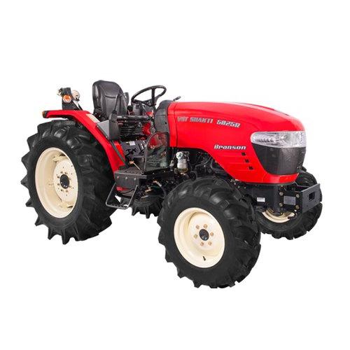 Vst Shakti 5025 R Branson 47 Hp Tractor