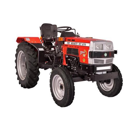 Vst Shakti Mt 270 Viraat 2w 27 Hp Tractor
