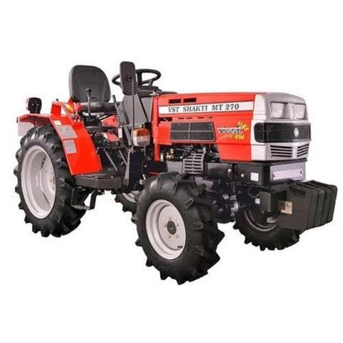 Vst Shakti Mt 270 Viraat 4w Plus 27 Hp Tractor